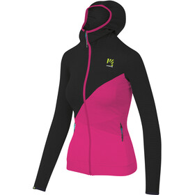 Karpos Nuvolau Fleece Jacket Women, roze/grijs